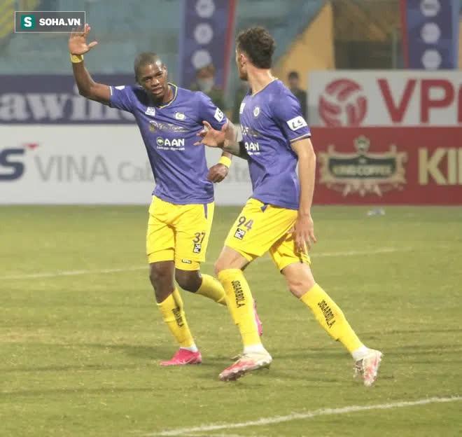 HLV Chu Đình Nghiêm: Cứ đá thế này thì Hà Nội FC phải vào nhóm trụ hạng mất - Ảnh 3.