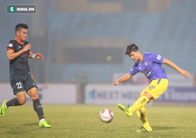 HLV Chu Đình Nghiêm: Cứ đá thế này thì Hà Nội FC phải vào nhóm trụ hạng mất - Ảnh 2.