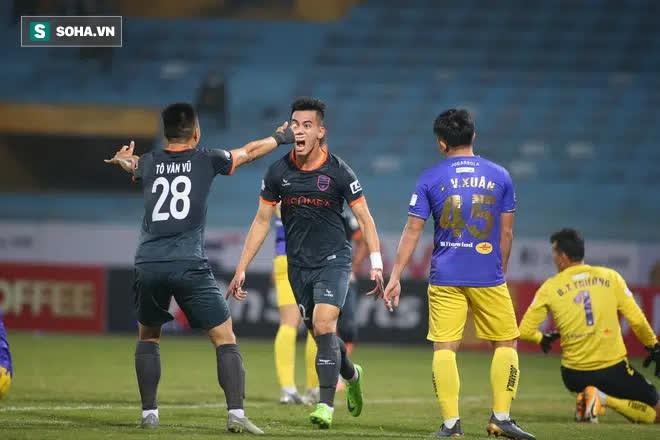 HLV Chu Đình Nghiêm: Cứ đá thế này thì Hà Nội FC phải vào nhóm trụ hạng mất - Ảnh 1.