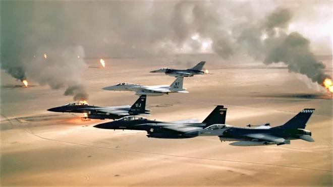 Thế giới Arab chiếm một phần ba thị phần vũ khí thế giới - ảnh 2