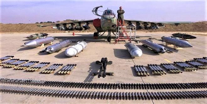Thế giới Arab chiếm một phần ba thị phần vũ khí thế giới - ảnh 3