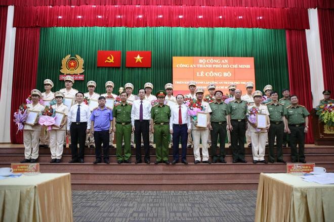 Đại tá Nguyễn Hoàng Thắng giữ chức trưởng Công an TP Thủ Đức  - Ảnh 1.