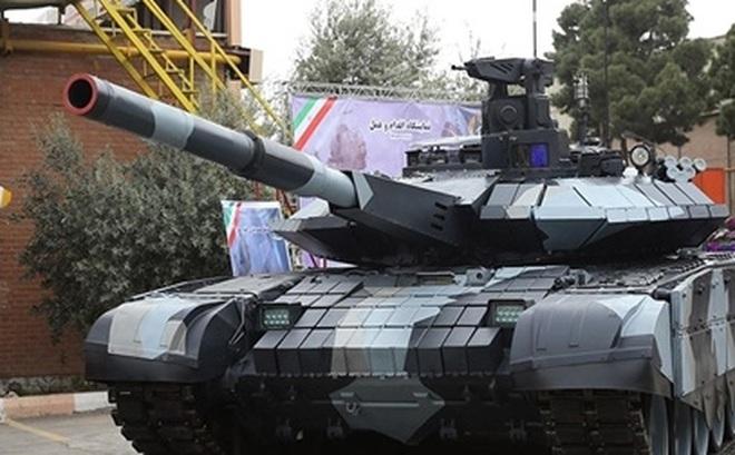"""Khám phá kho """"vũ khí hiện đại"""" của Iran"""