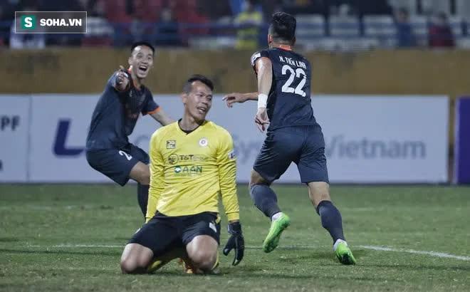 HLV Chu Đình Nghiêm: Cứ đá thế này thì Hà Nội FC phải vào nhóm trụ hạng mất