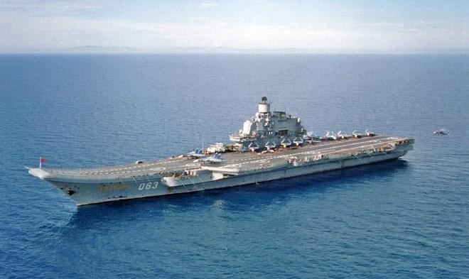 Nga khoe tàu sân bay mới, Mỹ lập tức chỉ ra một loạt điểm yếu: Moscow nên ngừng mơ mộng! - Ảnh 2.