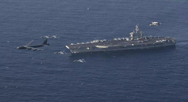 """Israel gửi cho ông Biden kế hoạch """"dập tắt"""" tham vọng của Iran - Tàu chiến Nga vây hãm khu trục hạm Mỹ trên Biển Đen - Ảnh 2."""