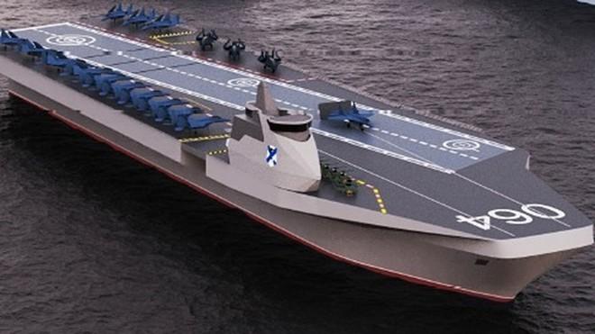 Nga khoe tàu sân bay mới, Mỹ lập tức chỉ ra một loạt điểm yếu: Moscow nên ngừng mơ mộng! - Ảnh 1.