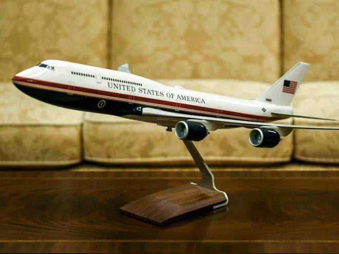 Ông Biden có thể là Tổng thống Mỹ đầu tiên dùng chuyên cơ Không lực Một mới - ảnh 1