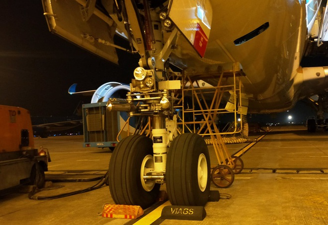 Lo sức khoẻ máy bay nằm sân dài ngày - Ảnh 1.