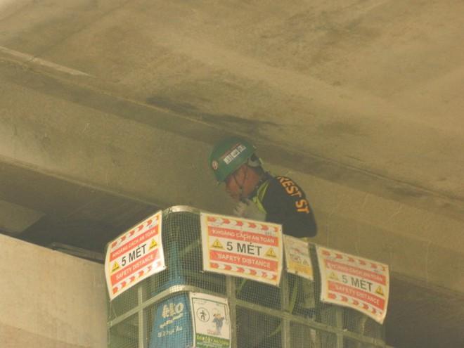 Nguyên nhân gối cao su tại tuyến metro Bến Thành – Suối Tiên bị rớt - Ảnh 3.