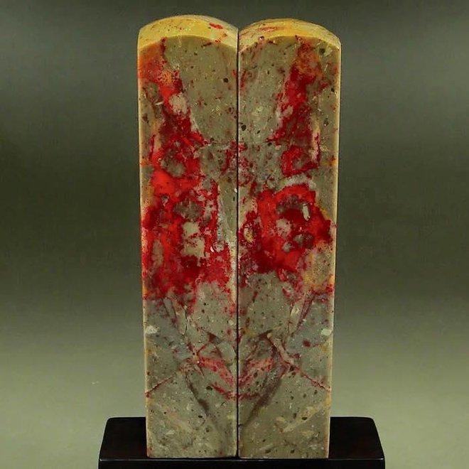 Bỏ 3 triệu NDT mua viên đá hình lá phổi: Cô gái mang đi kiểm định, chuyên gia kết luận mức giá trên trời - Ảnh 3.