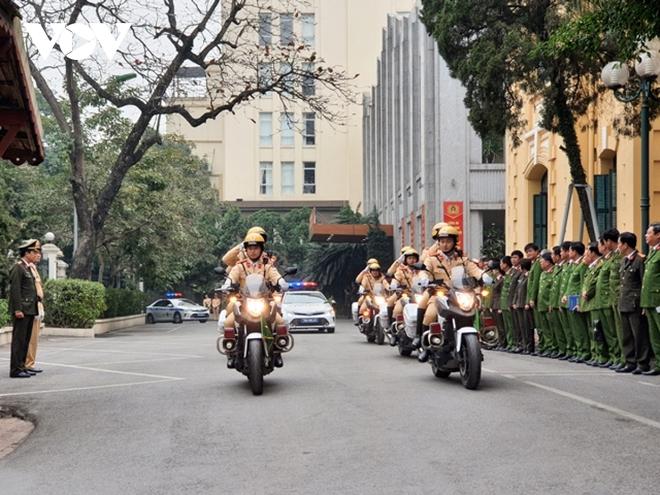 Triển khai nhiều vòng, nhiều lớp, bảo đảm tuyệt đối an toàn Đại hộiĐảng XIII - Ảnh 6.
