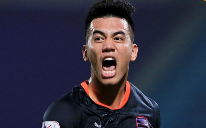Pha bóng Tiến Linh giật gót tinh tế rồi ghi bàn hạ Hà Nội FC xứng đáng ghi vào sách giáo khoa
