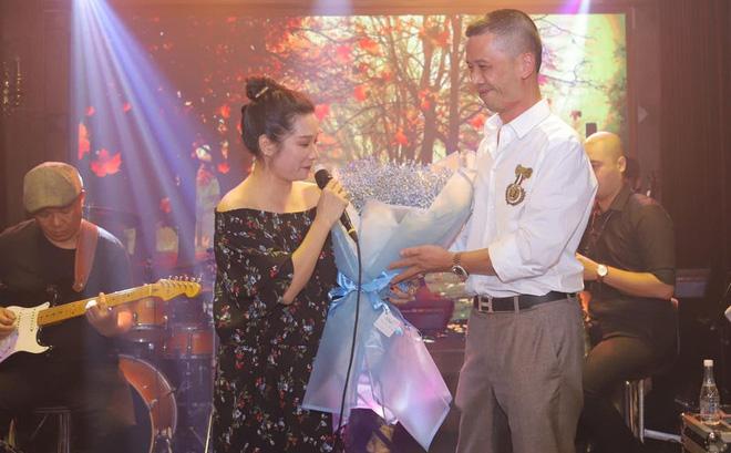 Thanh Thanh Hiền nâng đỡ ca sĩ U50