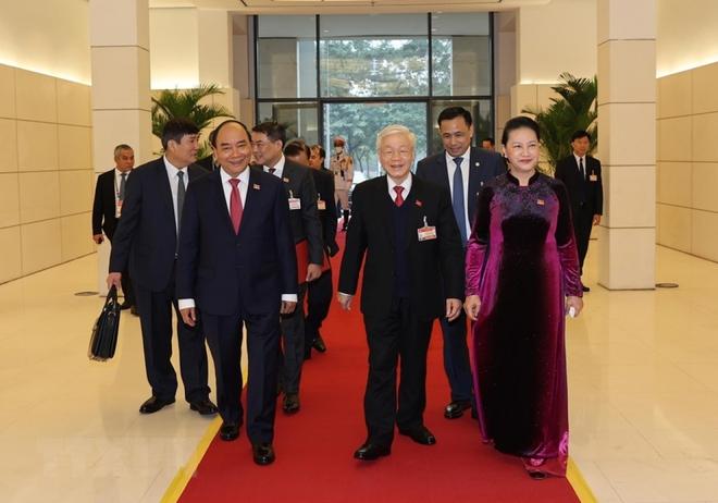 1.587 đại biểu dự phiên trù bị Đại hội đại biểu toàn quốc lần thứ XIII của Đảng - Ảnh 1.