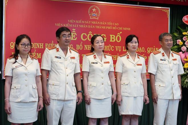 Viện trưởng VKSND huyện Bình Chánh làm Viện trưởng VKSND TP Thủ Đức - Ảnh 1.