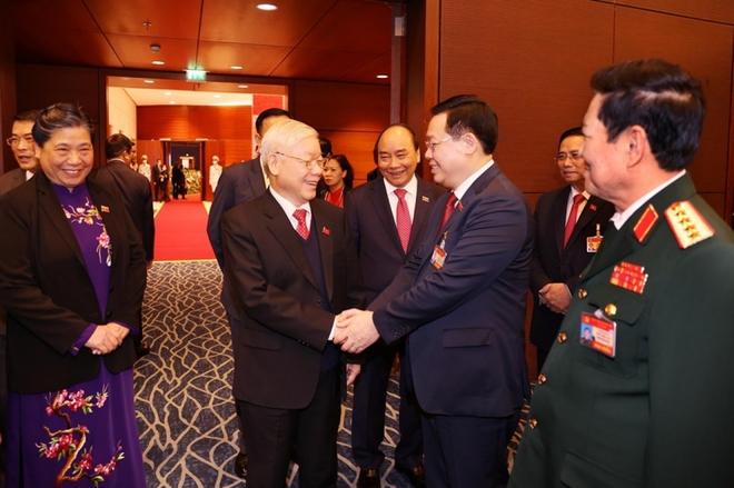 1.587 đại biểu dự phiên trù bị Đại hội đại biểu toàn quốc lần thứ XIII của Đảng - Ảnh 3.