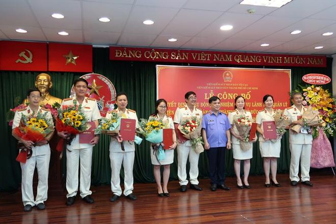Viện trưởng VKSND huyện Bình Chánh làm Viện trưởng VKSND TP Thủ Đức - Ảnh 2.