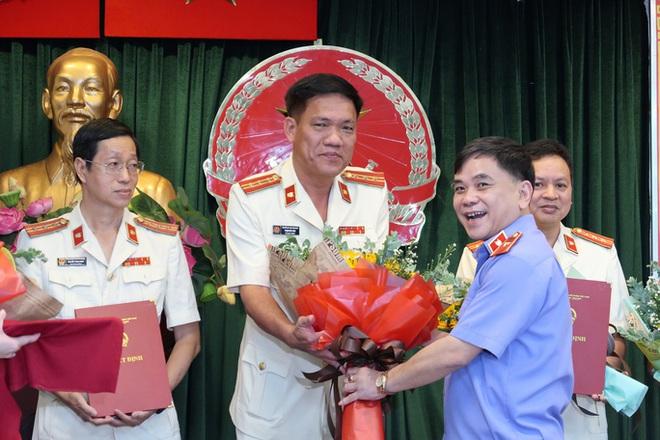 Viện trưởng VKSND huyện Bình Chánh làm Viện trưởng VKSND TP Thủ Đức - Ảnh 3.