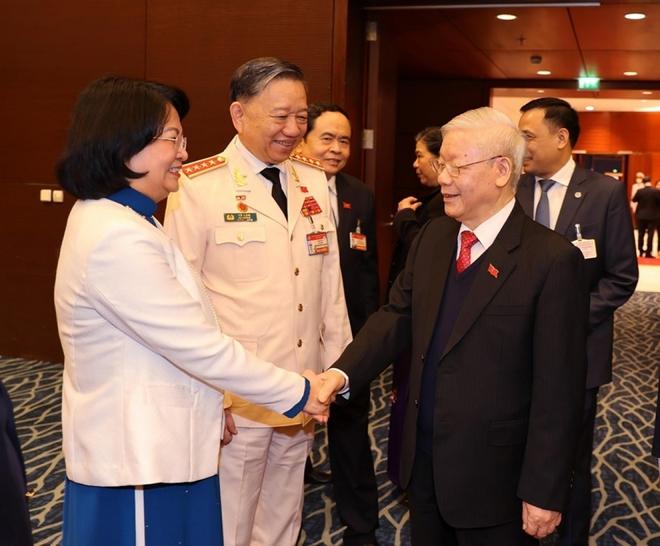 1.587 đại biểu dự phiên trù bị Đại hội đại biểu toàn quốc lần thứ XIII của Đảng - Ảnh 5.