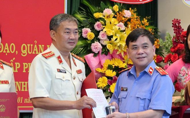 Viện trưởng VKSND huyện Bình Chánh làm Viện trưởng VKSND TP Thủ Đức