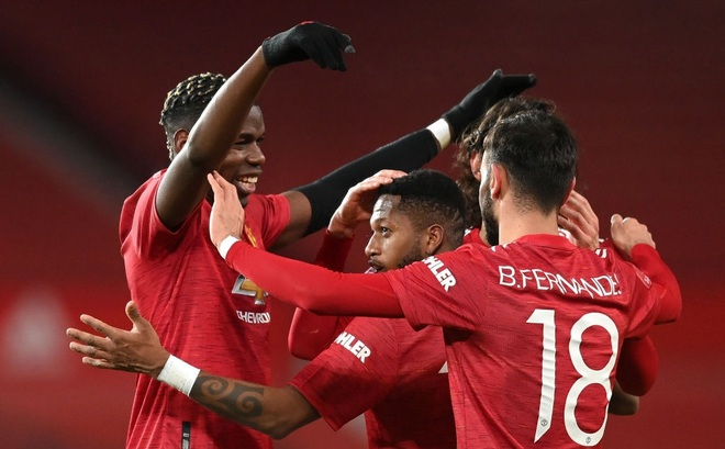 Ngôi sao lớn rực sáng trở lại, Man United thắng Liverpool âu cũng là điều bình thường