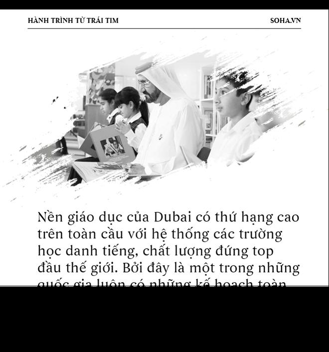 Dubai – Tầm nhìn thay đổi quốc gia - Ảnh 4.