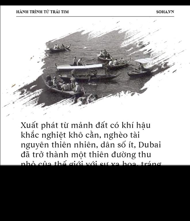 Dubai – Tầm nhìn thay đổi quốc gia - Ảnh 6.