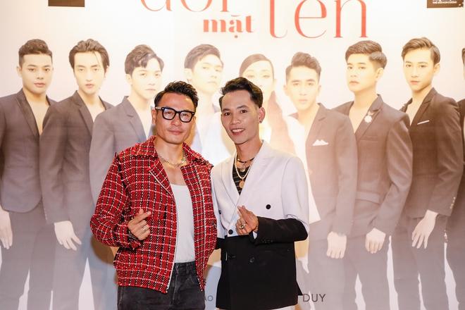 Dàn sao Việt ủng hộ nghệ sĩ Hà Kiều Anh ra mắt phim - Ảnh 4.