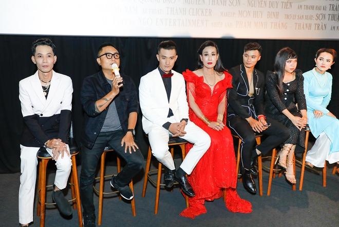 Dàn sao Việt ủng hộ nghệ sĩ Hà Kiều Anh ra mắt phim - Ảnh 5.
