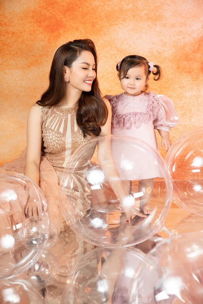 Ca sĩ Ngọc Anh khoe nhan sắc U40 bên con gái nhỏ - Ảnh 7.
