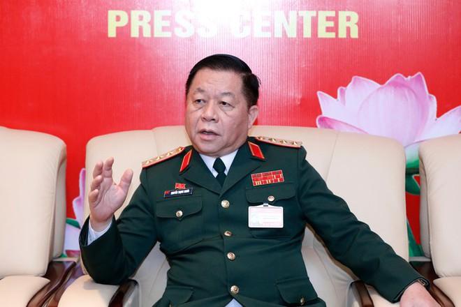 Thượng tướng Nguyễn Trọng Nghĩa: Kiên định mục tiêu bảo vệ Tổ quốc - Ảnh 1.