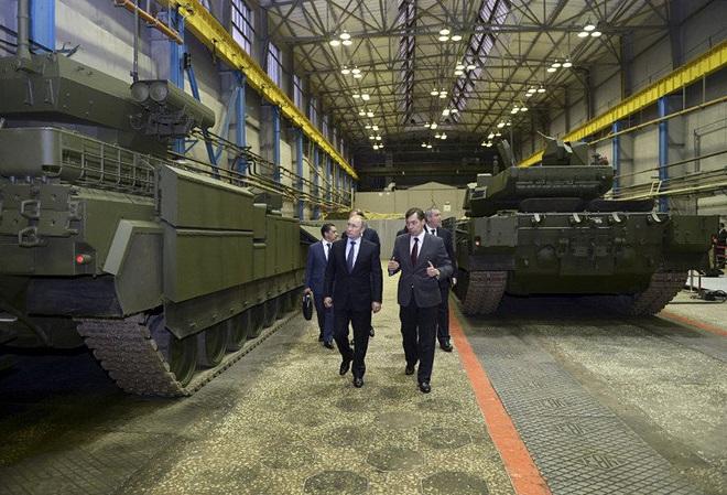 6 vũ khí siêu tối tân giúp Nga xóa cái bóng Liên Xô - ảnh 4