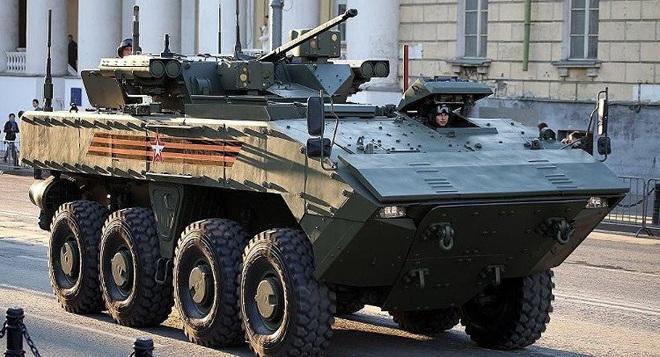 6 vũ khí siêu tối tân giúp Nga xóa cái bóng Liên Xô - ảnh 5