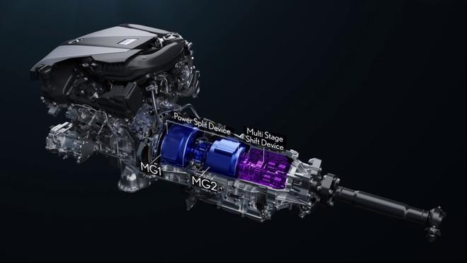 Hệ thống Multi-Stage Hybrid là gì? Cơ chế hybrid của Toyota và Lexus vận hành như thế nào? - Ảnh 10.