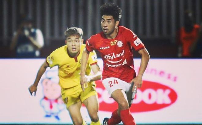 Lee Nguyễn nói gì sau màn ra mắt với CLB TP.HCM?