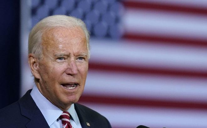 Tổng thống Mỹ Joe Biden bắt đầu tính tới Trung Quốc