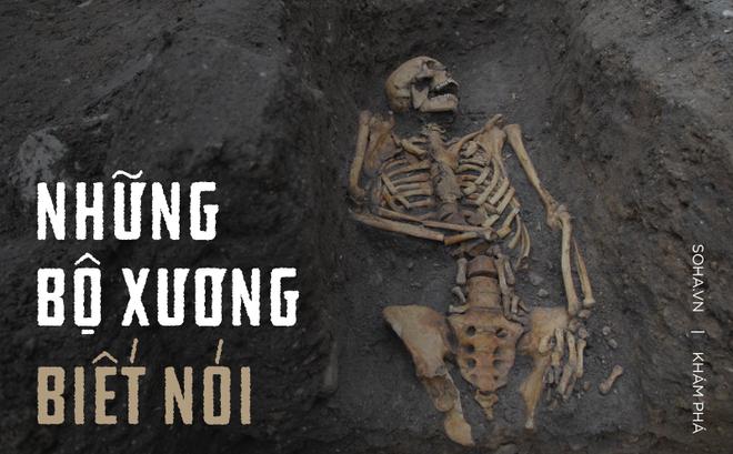 """Hài cốt """"lên tiếng"""": Chụp X-quang 314 bộ xương, phát hiện """"sự thật kinh hoàng"""" cách đây 8 thế kỷ ở Anh"""