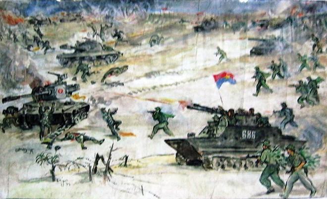 Trận Cửa Việt: Đối phương khiếp sợ, các ông dùng vũ khí gì mà bắn kinh thế? - Ảnh 2.