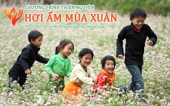 """Nhiều sao của Đội tuyển Việt Nam chung tay cùng """"Hơi ấm mùa xuân"""""""