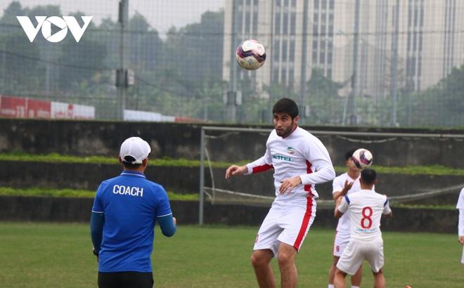 Viettel chiêu mộ cựu tuyển thủ Uzbekistan đá AFC Champions League