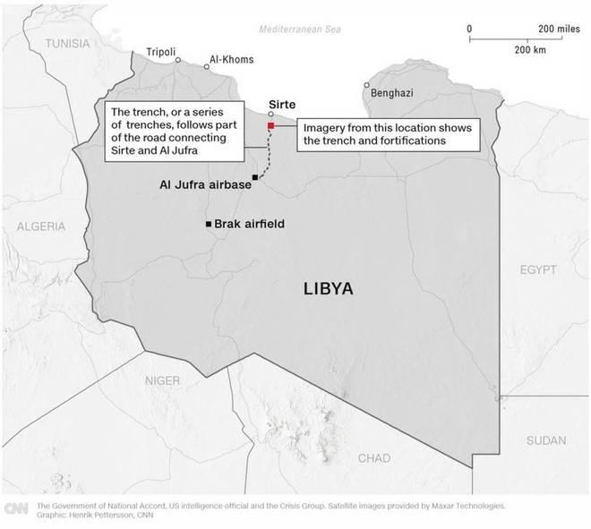 Ngỡ ngàng trước chiến lũy của lính Nga ở Libya: Quân Thổ phải trả giá đắt nếu muốn vượt qua - Ảnh 2.