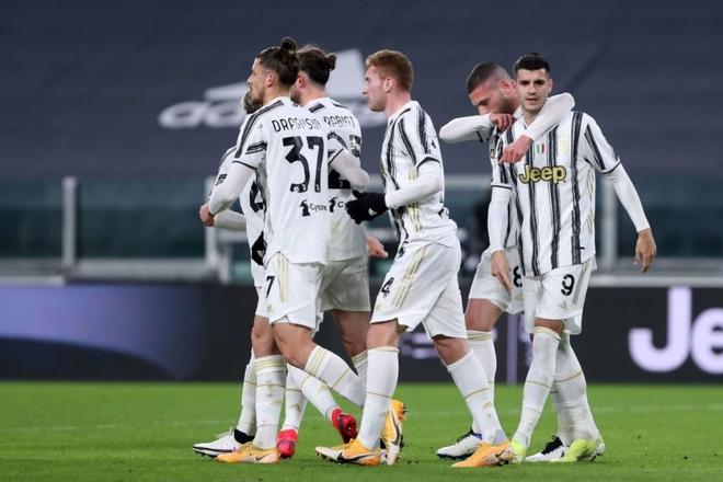 Đè bẹp SPAL, Juventus gặp Inter Milan ở bán kết Coppa Italia - Ảnh 2.
