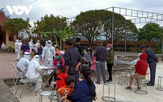 Trường hợp xấu nhất, tỉnh Hải Dương sẽ lập bệnh viện dã chiến tại TP Chí Linh - Ảnh 1.