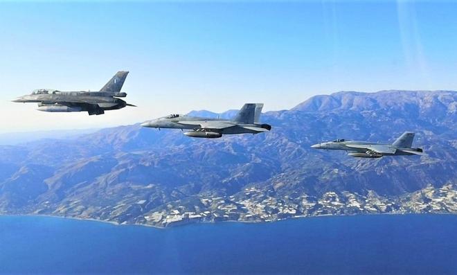 """Lý do Hy Lạp nhanh chóng """"chốt"""" thương vụ 3 tỷ USD mua máy bay Rafale - Ảnh 3."""