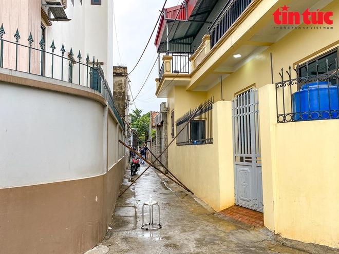 Chủ tịch xã Minh Cường (Hà Nội): Không có việc chốt chặn dịch COVID-19 tại thôn Lam Sơn - Ảnh 5.