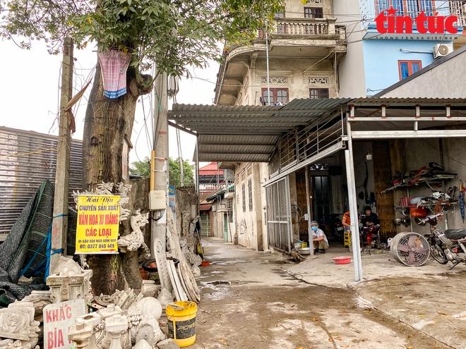 Chủ tịch xã Minh Cường (Hà Nội): Không có việc chốt chặn dịch COVID-19 tại thôn Lam Sơn - Ảnh 6.