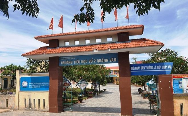 Kỷ luật nữ Hiệu trưởng dọa 'mang xăng sang xử Trưởng phòng Giáo dục'