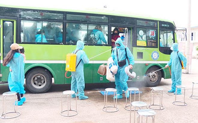Quảng Ninh tạm dừng toàn bộ hoạt động vận tải hành khách để phòng, chống dịch COVID-19