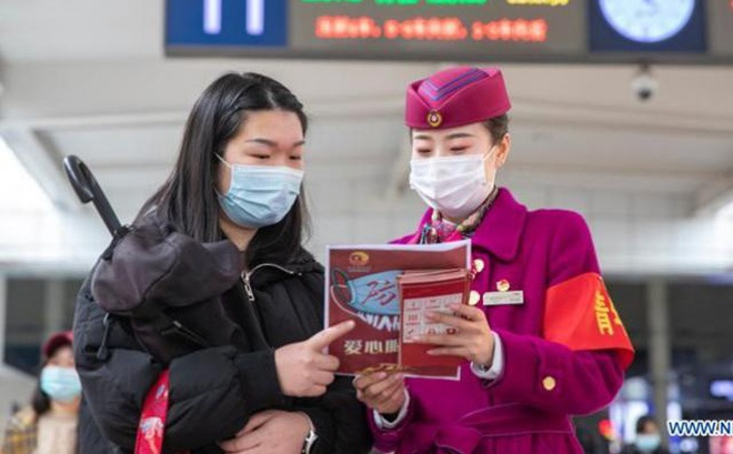 Điều bất thường ở Trung Quốc trước thềm Tết Nguyên đán 2021